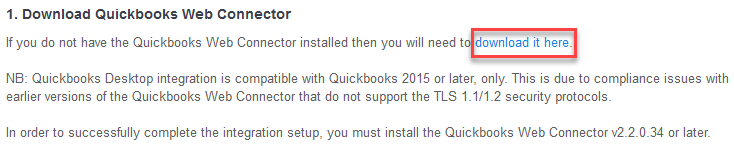 Download Quickbooks Desktop