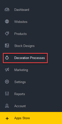 DecoNetwork Help - DTG Printing Production Settings DecoNetwork